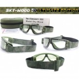 Masque type X800 Sky Wood Ultimate edition SkyAirsoft