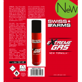 Gaz Swiss Arms extreme gas 100ml