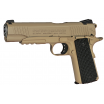 Swiss Arms 1911 Military TAN 4.5 mm Co2
