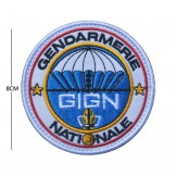 Patch ecusson GIGN