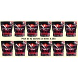 Pack de 12 sachets de billes 0.25G King Arms