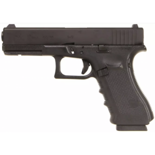 Glock 17 Gen4 4.5 mm Co2