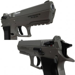 Baby Desert Eagle Silver  Co2