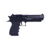 Desert Eagle L6 CO2 blowback Full Noir Tone